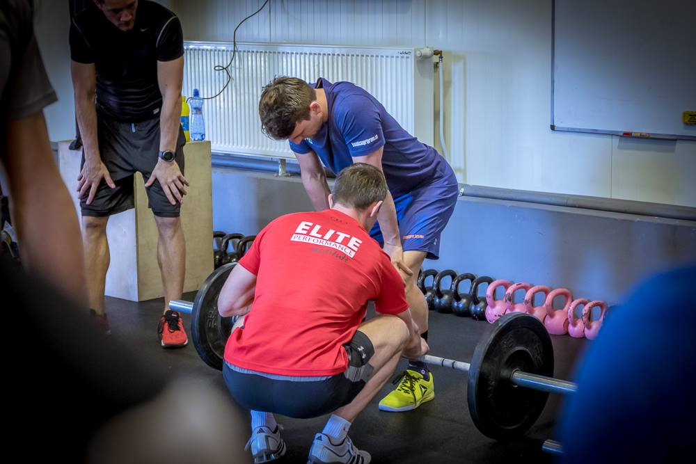 Strength and Conditioning Coaching Courses